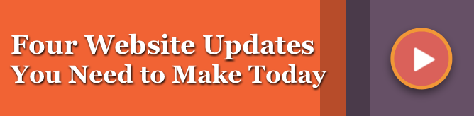 Four Website Updates You Need to Make Today from Irene Williams
